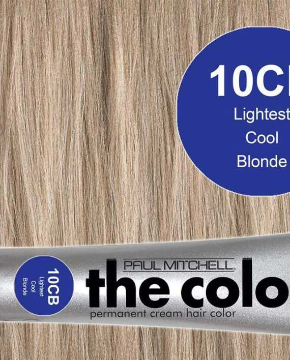 10CB-Lightest Cool Blonde - PM the color