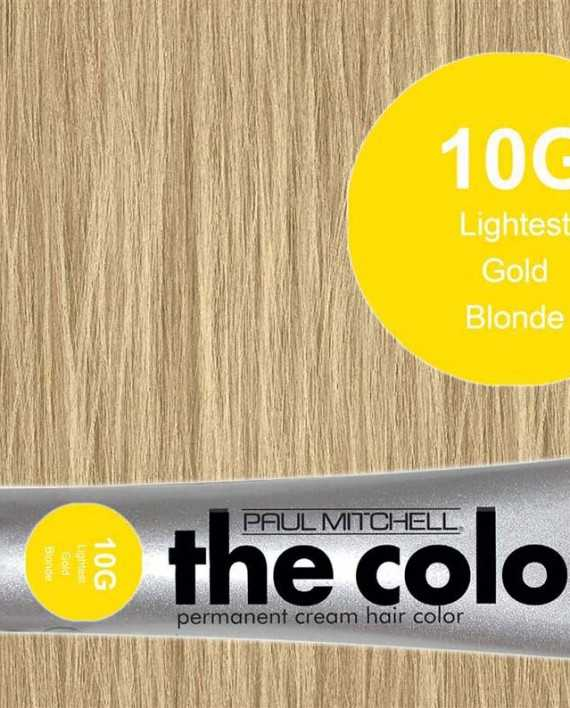 10G-Lightest Gold Blonde - PM the color