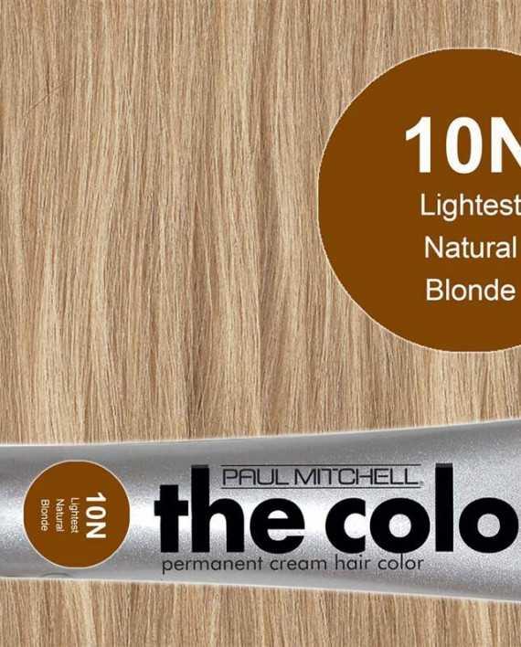 10N-Lightest Natural Blonde - PM the color