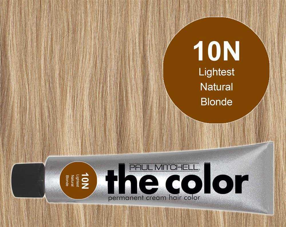 10N-Lightest Natural Blonde - PM the color