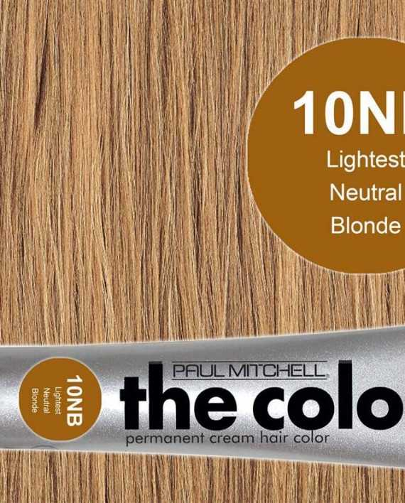 10NB-Lightest Neutral Blonde - PM the color