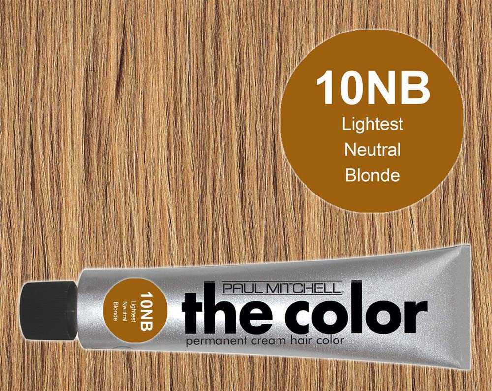 10NB-Lightest Neutral Blonde - PM the color