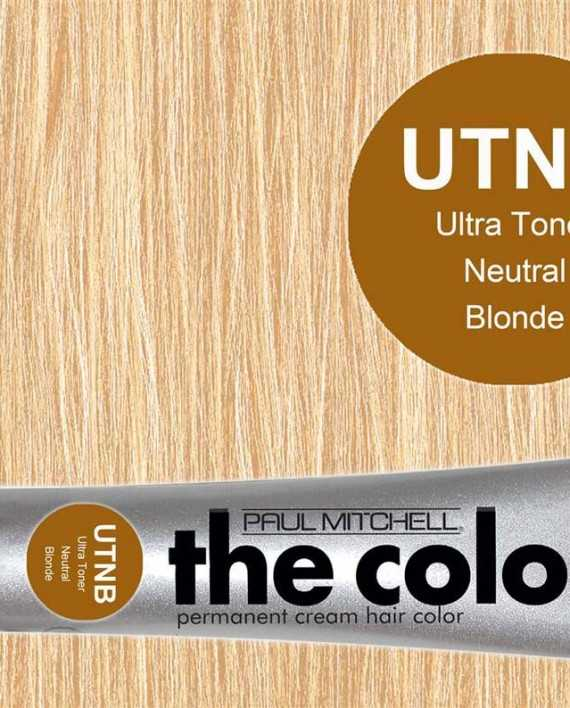 UTNB-Ultra Toner Neutral Blonde - PM the color