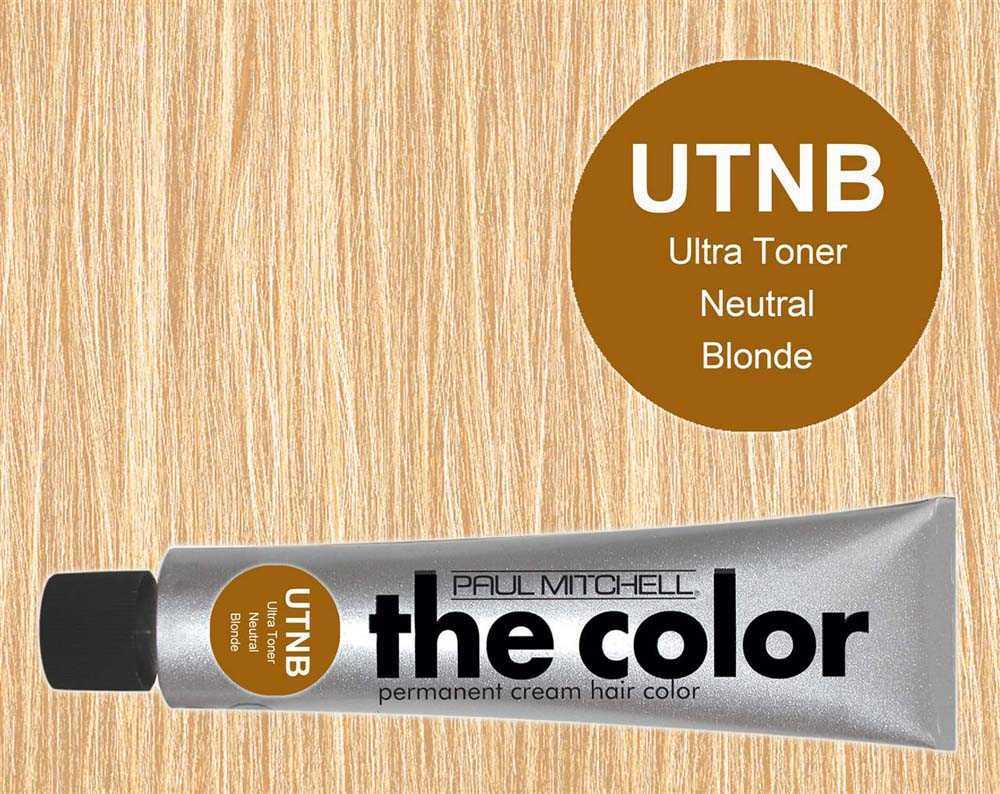 UTNB-Ultra Toner Neutral Blonde - PM the color