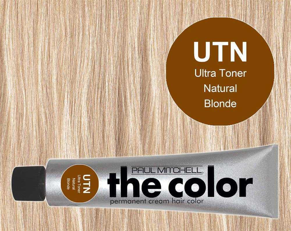 UTN-Ultra Toner Natural Blonde - PM the color