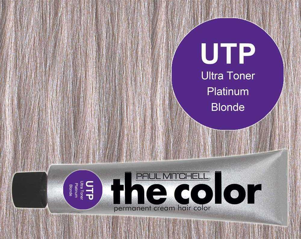 UTP-Ultra Toner Platinum Blonde - PM the color