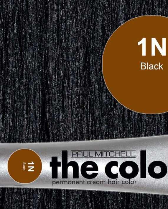 1N-Black - PM the color