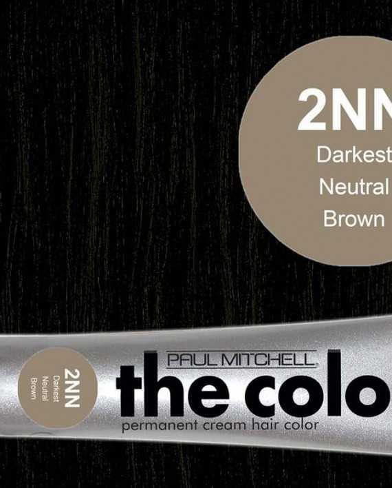 2NN-Darkest Neutral Neutral Brown - PM the color