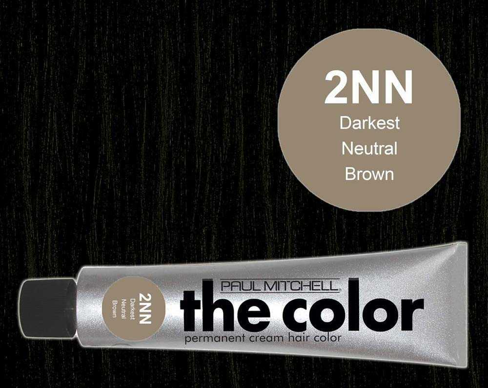2NN-Darkest Neutral Neutral Brown - PM the color