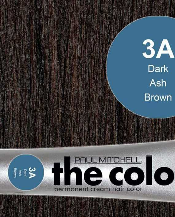 3A-Dark Ash Brown - PM the color