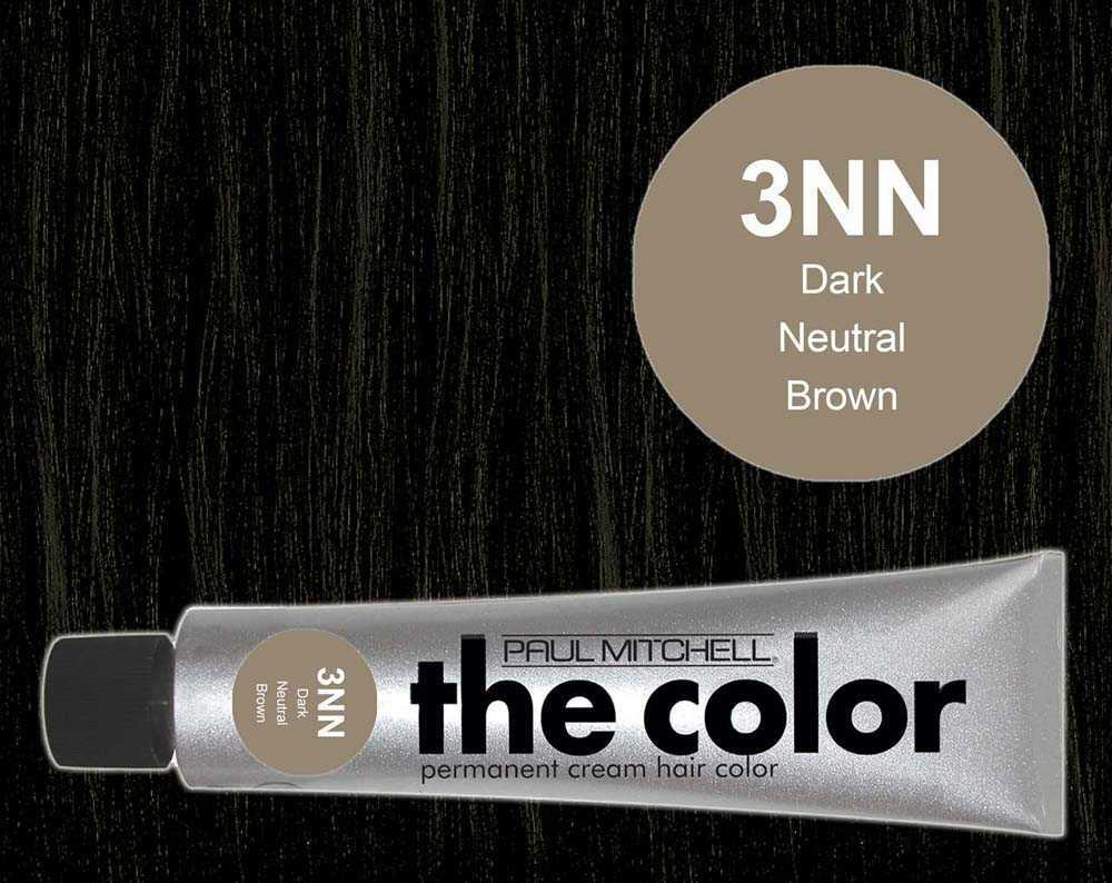 3NN-Dark Neutral Neutral Brown - PM the color