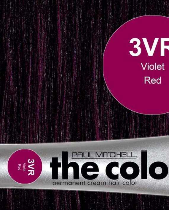 3VR-Violet Red - PM the color