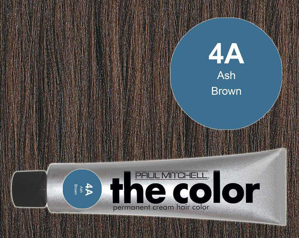 4A-Ash Brown - PM the color