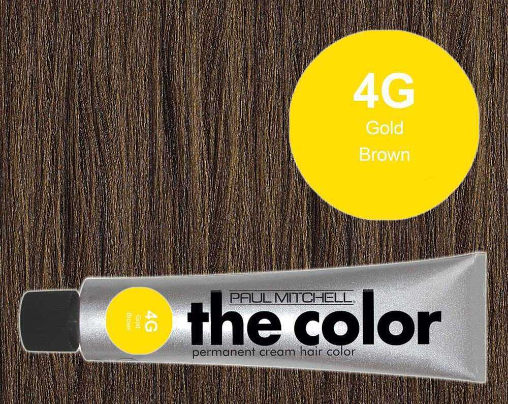 4G-Gold Brown - PM the color