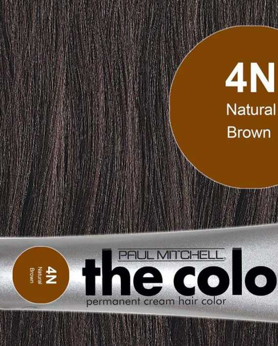 4N-Natural Brown - PM the color