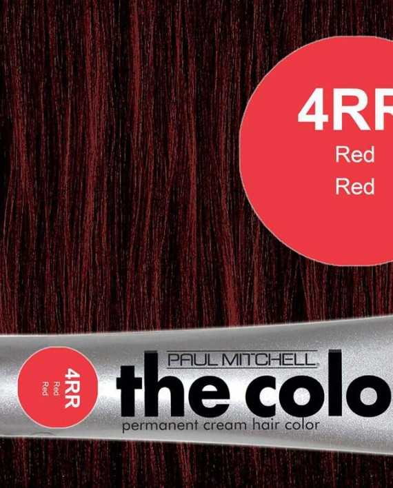 4RR-Red Red - PM the color
