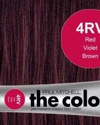 3 oz. 4RV-Red Violet Brown – PM The Color