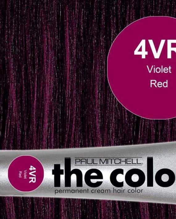 4VR-Violet Red - PM the color