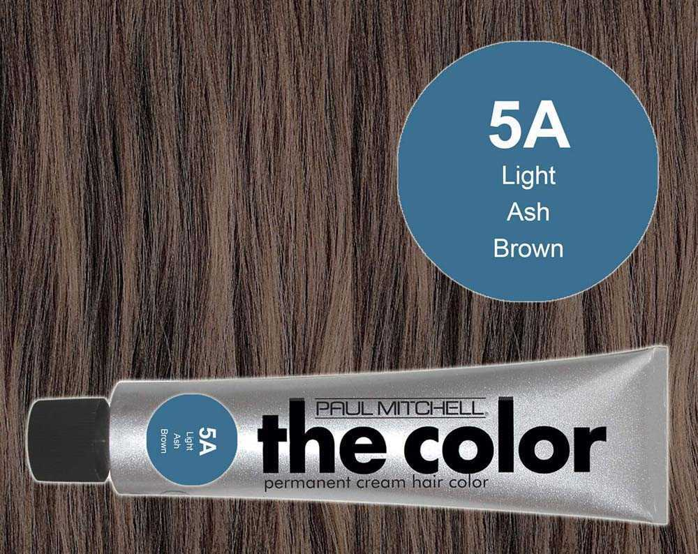 5A-Light Ash Brown - PM the color
