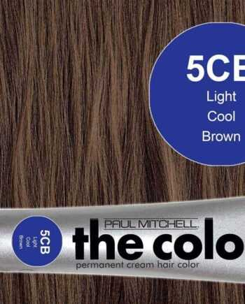 3 oz. 5CB-Light Cool Brown – PM The Color