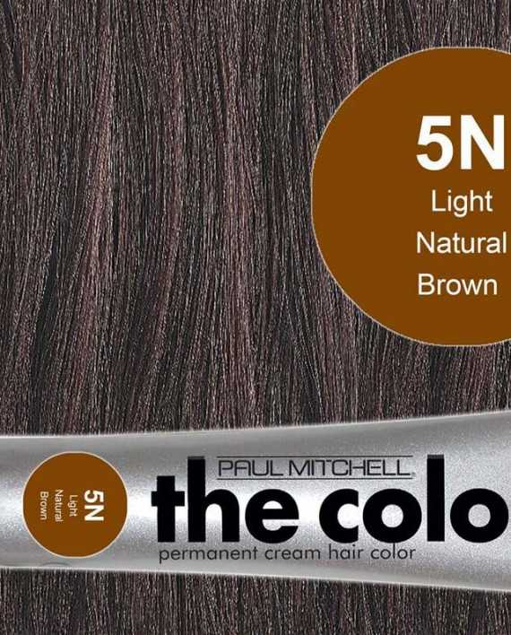 5N-Light Natural Brown - PM the color