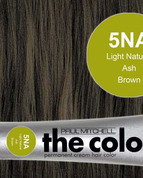 5NA-Light NAtural Ash Brown - PM the color