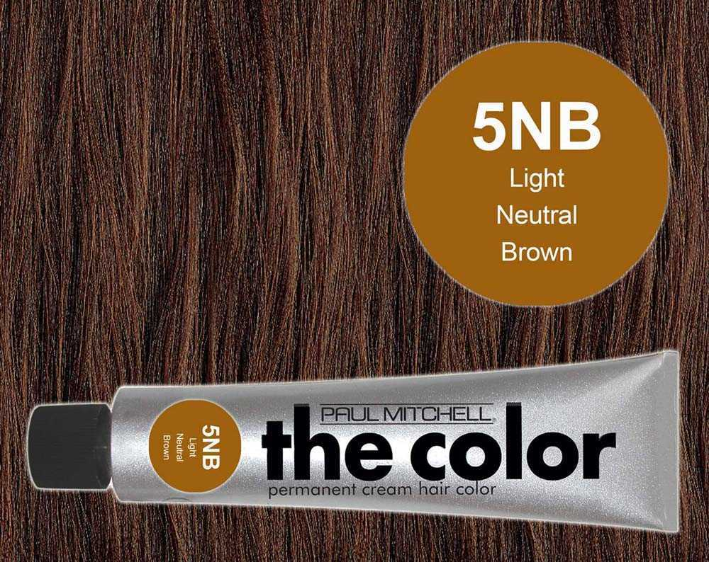 5NB-Light Neutral Brown - PM the color
