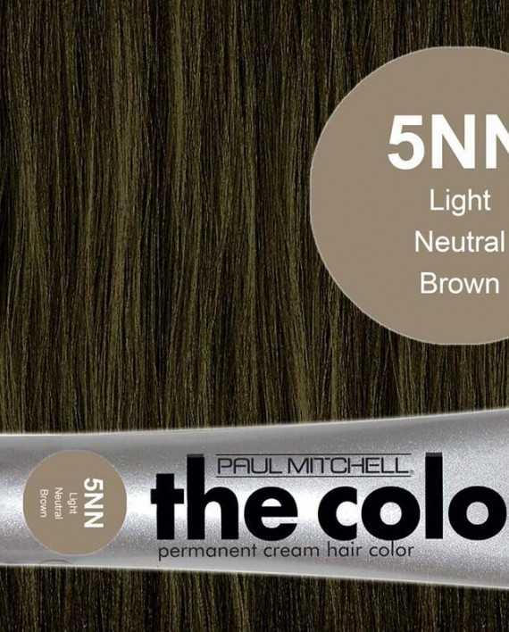 5NN-Light Neutral Neutral Brown - PM the color