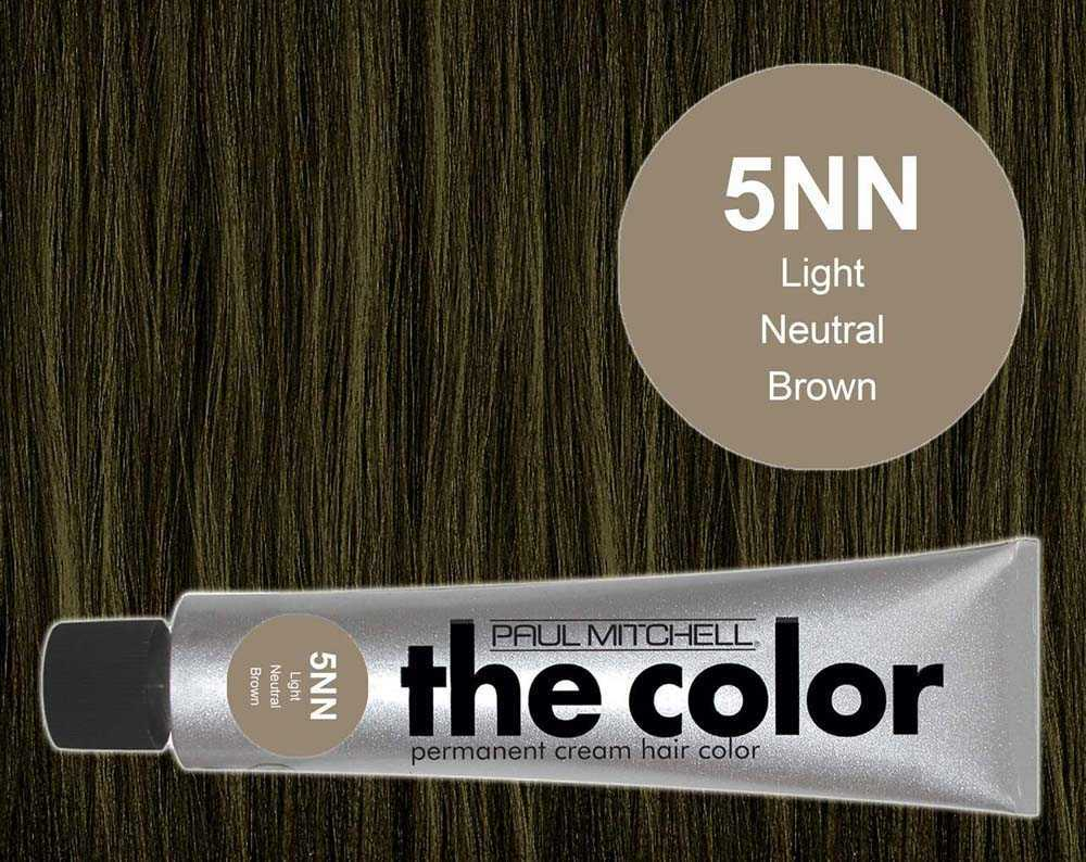 5NN-Light Neutral Neutral Brown - PM the color