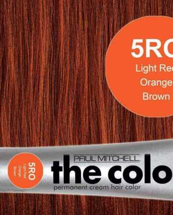 3 oz. 5RO-Light Red Orange Brown – PM The Color