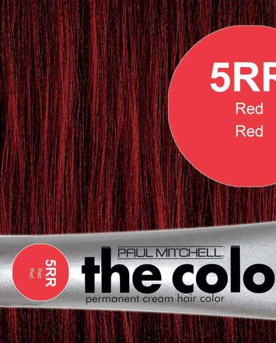 5RR-Red Red - PM the color