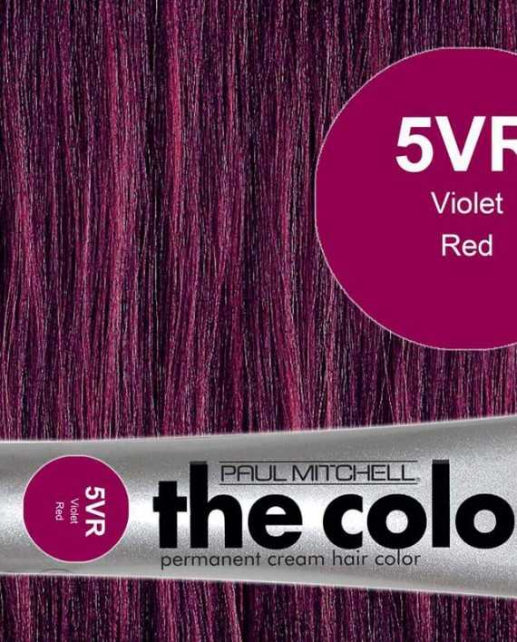 5VR-Violet Red - PM the color