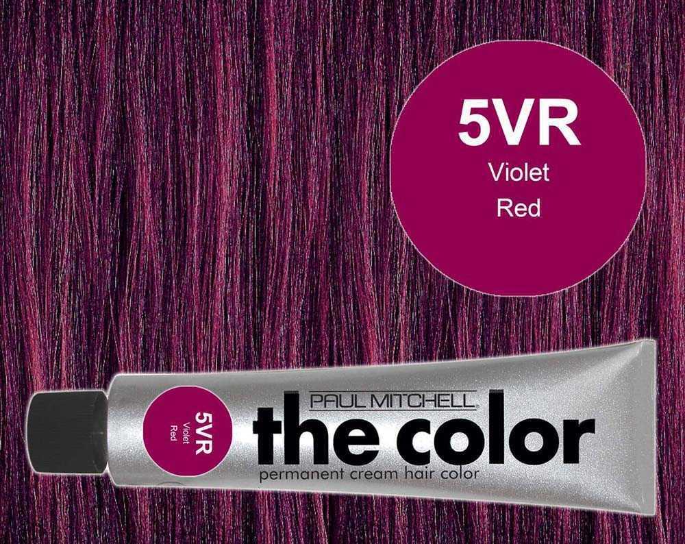 5VR-Violet Red - PM the color