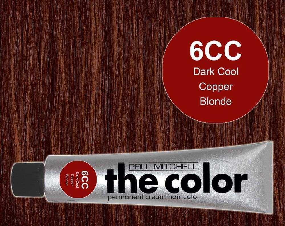 3 Oz 6cc Dark Cool Copper Blonde Pm The Color Sullivan Beauty