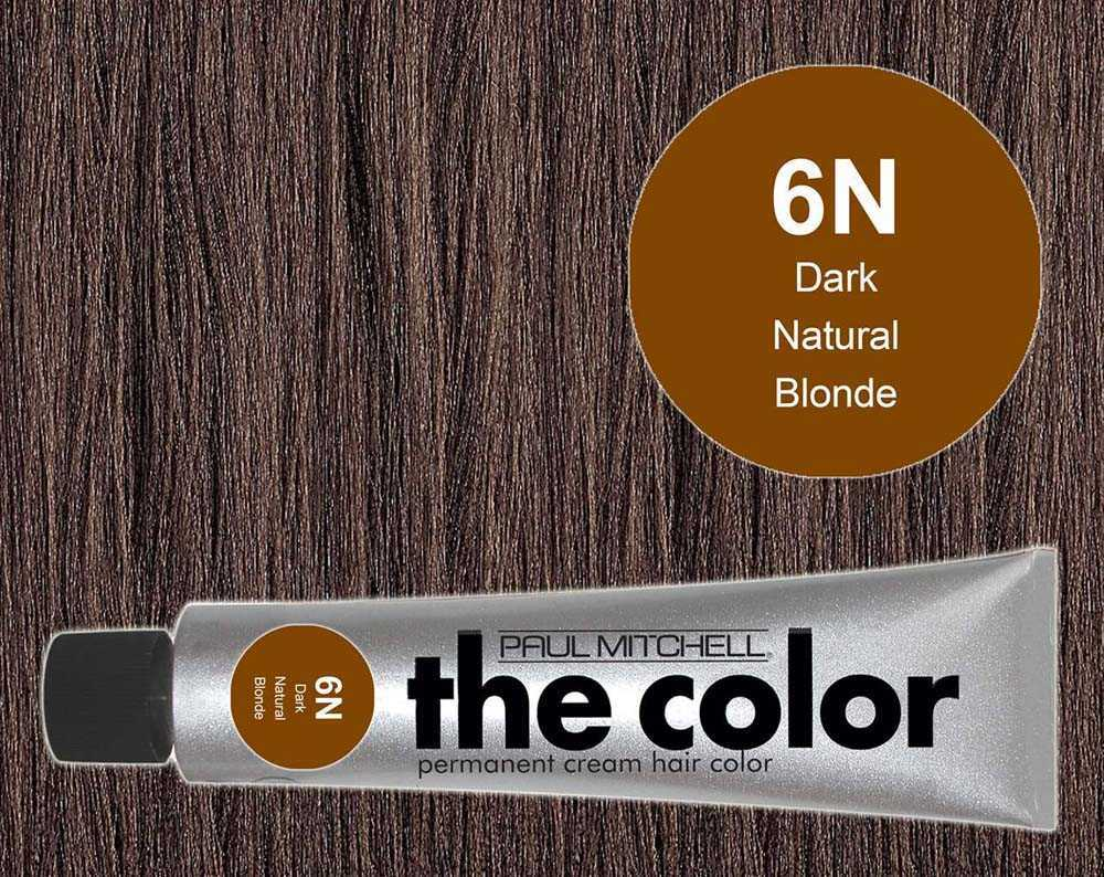 6N-Dark Natural Blonde - PM the color