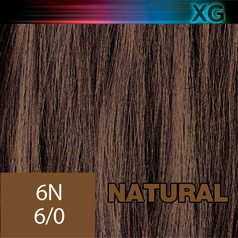 6NX – Paul Mitchell shines XG
