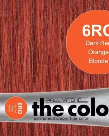 3 oz. 6RO-Dark Red Orange Blonde – PM The Color