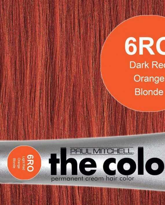 6RO-Dark Red Orange Blonde - PM the color