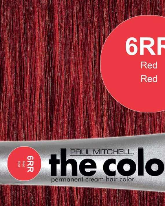 6RR-Red Red - PM the color
