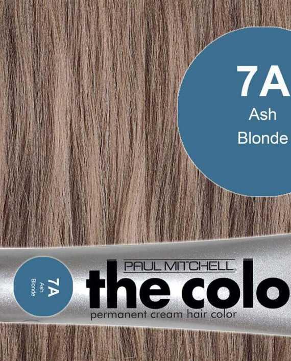 7A-Ash Blonde - PM the color