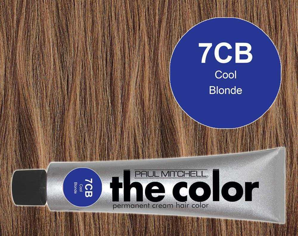 7CB-Cool Blonde - PM the color