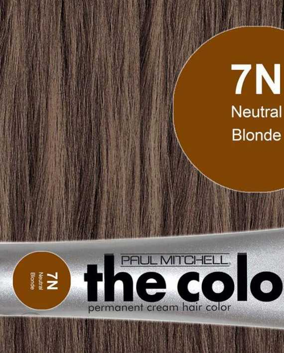 7N-Natural Blonde - PM the color