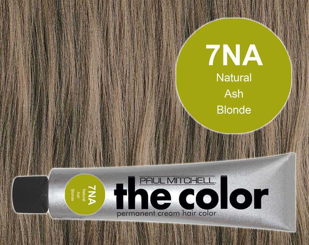 7NA-Natural Ash Blonde - PM the color