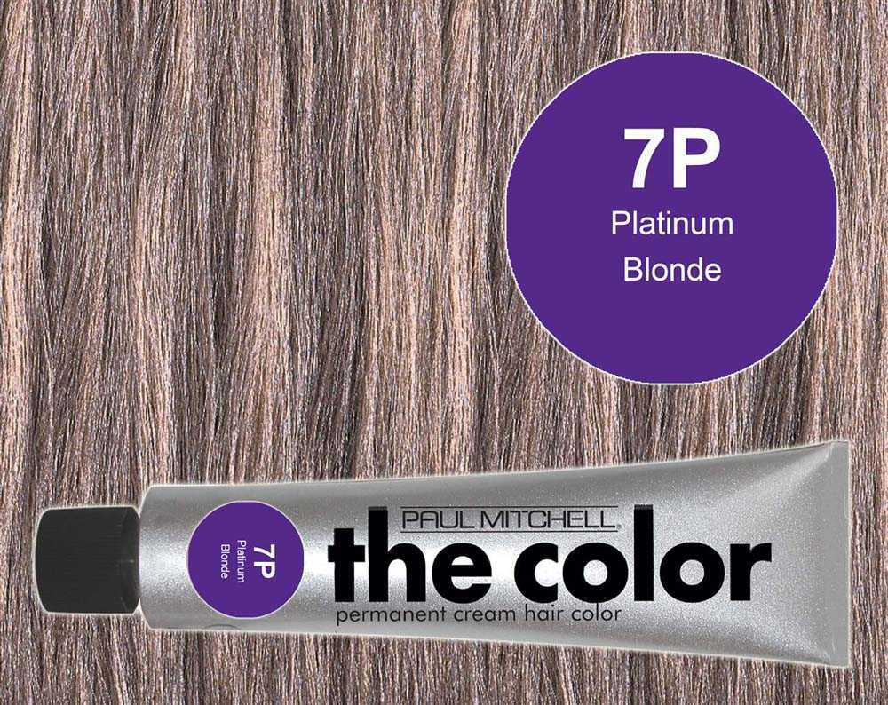 7P-Platinum Blonde - PM the color
