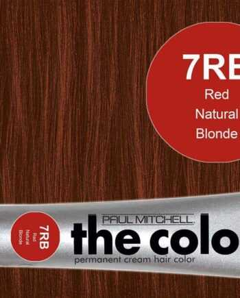 3 oz. 7RB-Red Natural Blonde – PM The Color
