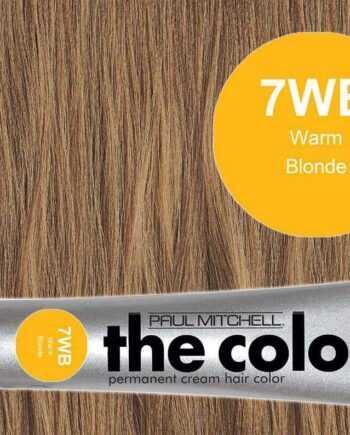 3 oz. 7WB-Warm Blonde – PM The Color