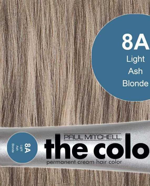 8A-Light Ash Blonde - PM the color