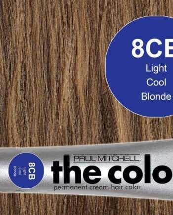 3 oz. 8CB-Light Cool Blonde – PM The Color