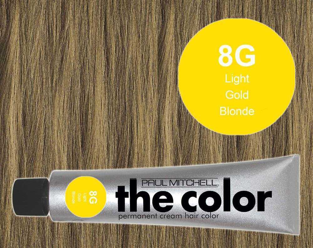 8G-Light Gold Blonde - PM the color