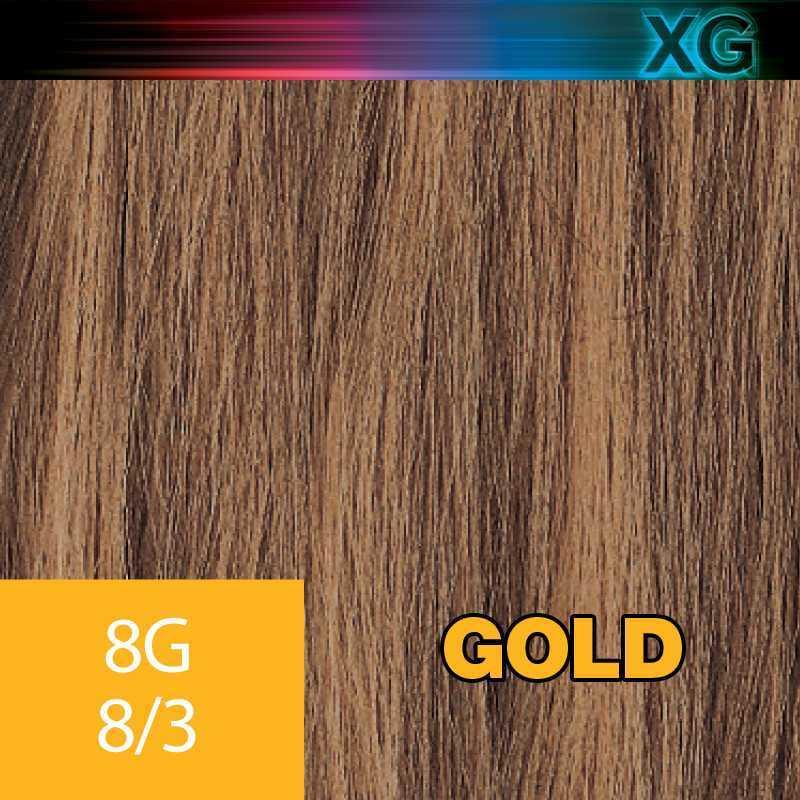 8GX – Paul Mitchell shines XG